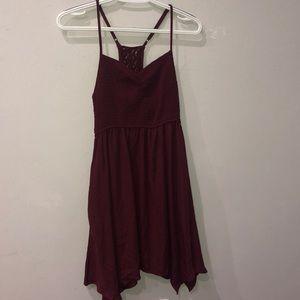 Cute berry dress!